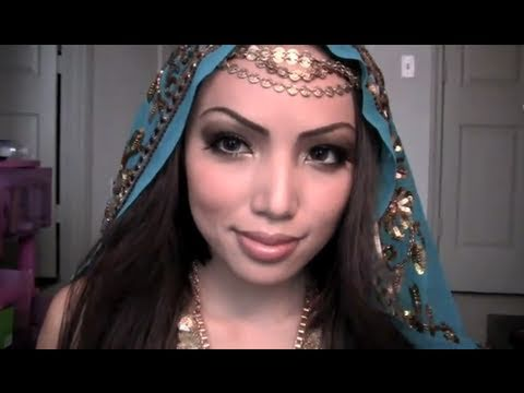 Arabian Bridal Make-up !!!!