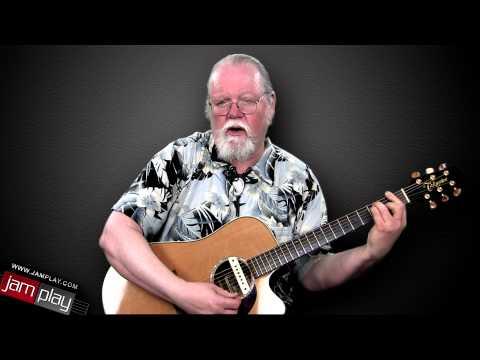 Beginner Guitar Lesson - Major Chords