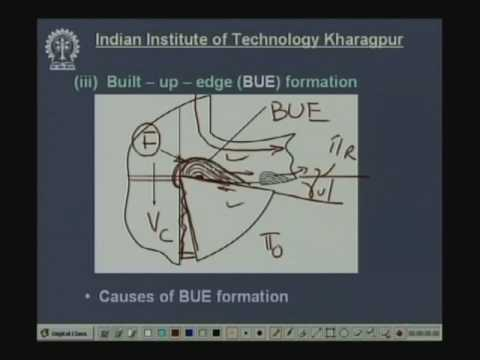Lecture - 5 Mechanism of Chip Formation