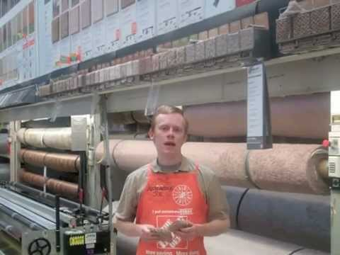 How Carpet is Made - The Home Depot