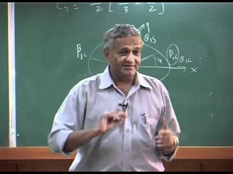 Mod-01 Lec-16 Introduction to Helicopter Aerodynamics and Dynamics