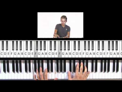 "How to Play ""Some Enchanted Evening"" (Practice Cover) by Rodgers and Hammerstein on Piano"