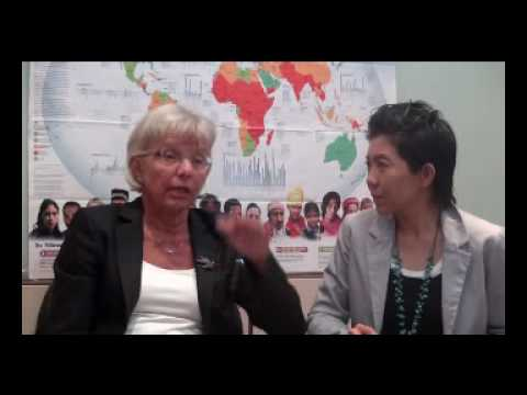 World Press Freedom Day, 3 May 2010: Interview with Susanne Ornager