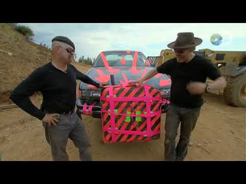 MythBusters - Crash and Burn - Try, Try Again