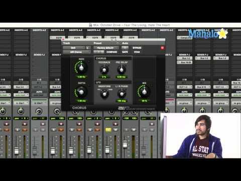 Chorus Effect - Pro Tools 9