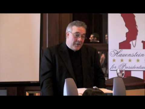 Rev. Robert Sirico on Leadership (6 of 8)