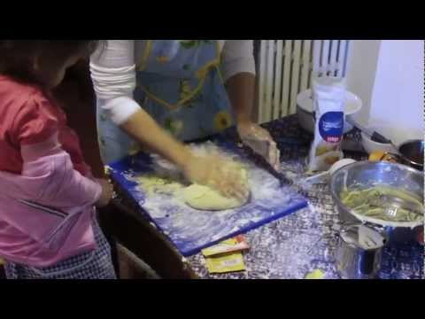 Making Bomboloni: The Dough || KIN STORY #42