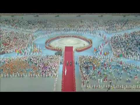 (OLD) Beijing 2008 - London 2012 official Olympic Games Handover ceremony