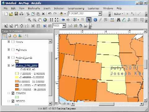 Map Output in ArcGIS Desktop