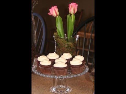 Cupcake Icing Tips