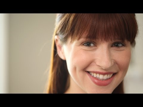 Style Your Bangs 3 Ways: How To || KIN BEAUTY