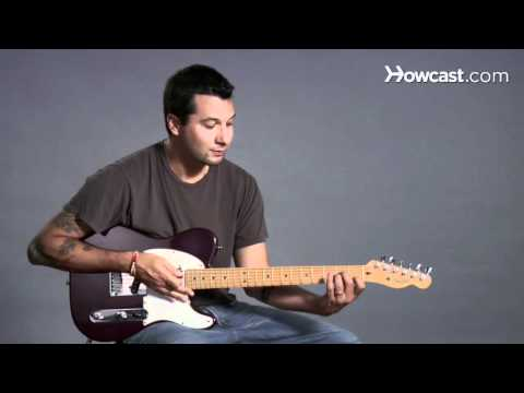 How to Play Guitar: Beginners / Barre Chords: F Minor