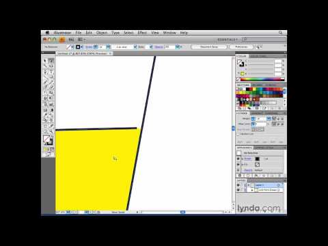 Illustrator: Detecting gaps in Live Paint groups | lynda.com