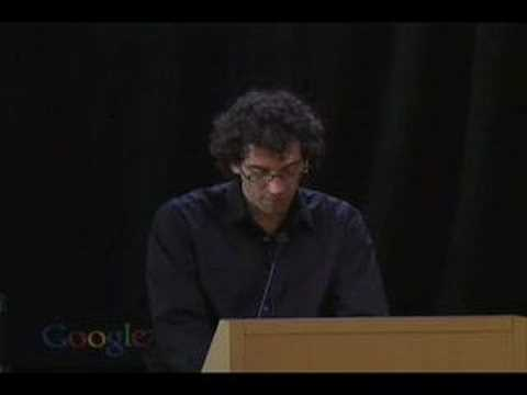 Authors@Google: Daniel Mason