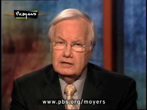 BILL MOYERS JOURNAL | Essay: Money in Washington  | PBS