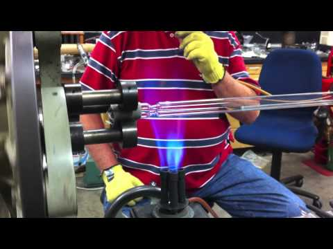 [Lab 13] Glassblowing Quartz