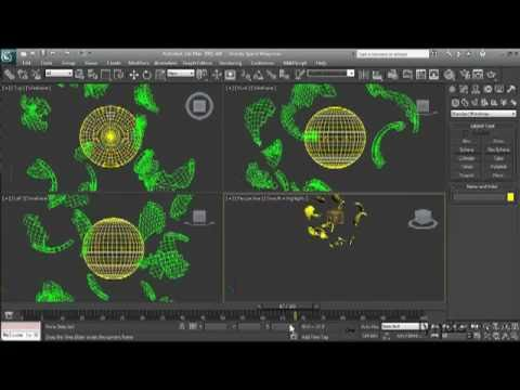 lynda.com Podcast Episode 222 | 3ds Max 2011: Particle Effects