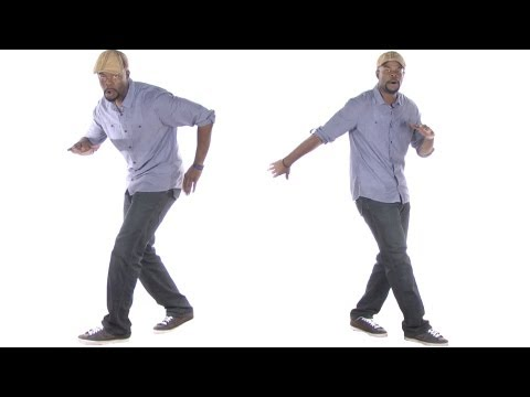 How to Do the Egyptian Twist with Step Out