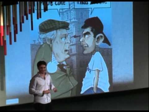 TEDxParisUniversités - Henri Landes - CliMates / Beyond the sectarian view of the climate crisis