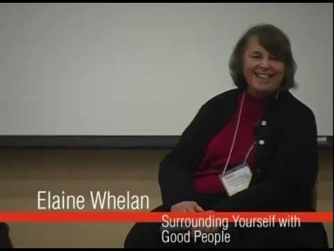 TEDxArcadia University - Elaine Whelan - Surrounding Yourself with Good People