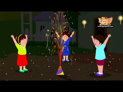 Firework Party - Nursery Rhyme