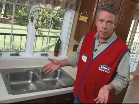 How to Replace and Install Your Kitchen Faucet