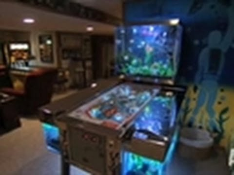 Reveal: Pinball Machine Tank | Tanked!