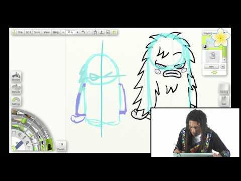 Character Breakdown of Furi