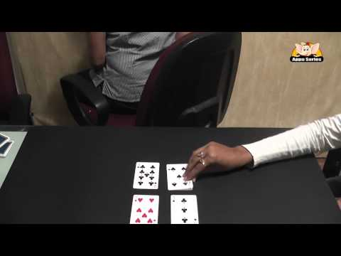 Learn a Card Trick - Rotating Cards