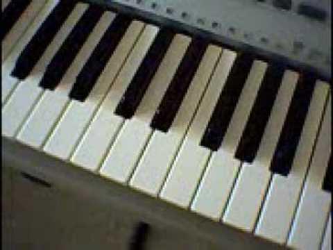 Motley Crue Home Sweet Home Piano Lesson