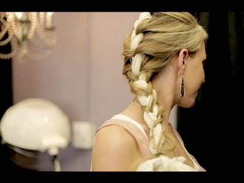 Charming Scarf Braid