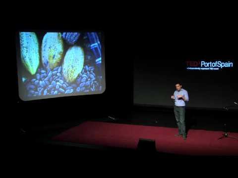TEDxPortofSpain - Stefan Grosberg - The humble pumpkin.