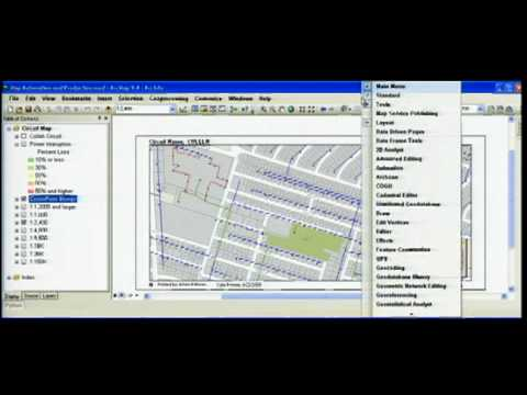 ArcGIS Desktop 9.4 Innovations: Mapping Automation