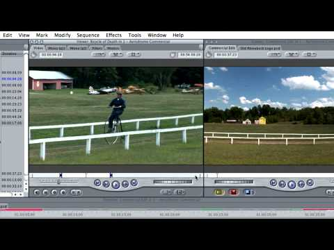 Total Training for Final Cut Pro 5: The Essentials Ch1 L4 Introducing the Viewer