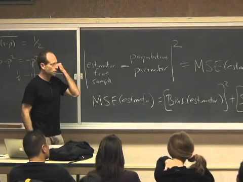 Saylor BUS204: Philip Stark Statistics 21 - Lecture 21