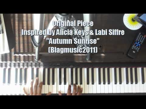 Autumn Sunrise - Inspired by Alicia Keys and Labi Siffre