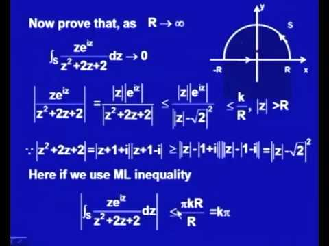 Mod-1 Lec-12 Evaluation of Real Improper Integrals-3