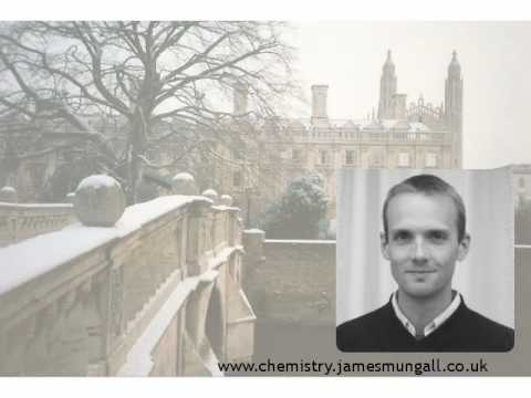 James Mungall Chemistry Tutorials - about me