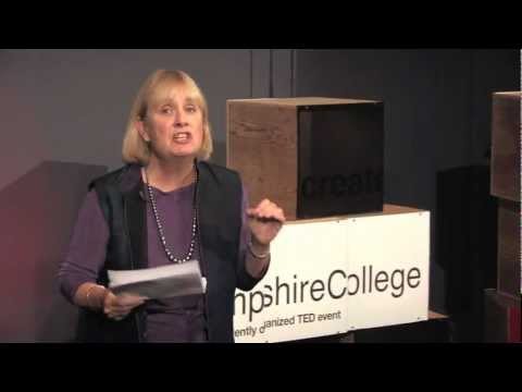 TEDxHampshireCollege - Betsy Hartmann - Beyond Apocalypse and Back to Earth
