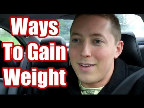 Ways To Gain Weight & Build Muscle For Skinny Guys