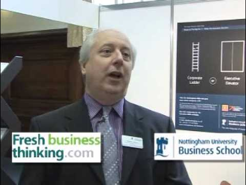 Nottingham University Business School Entrepreneurs in London 2008