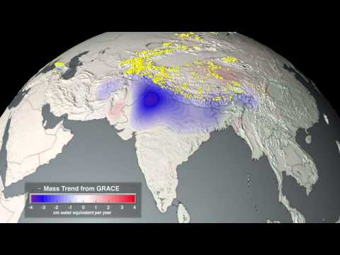 NASA | Glacial Ice Loss: Himalayas