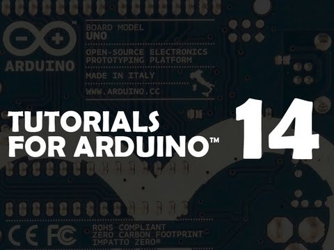 Tutorial 14 for Arduino: Holiday Lights and Sounds Spectacular!