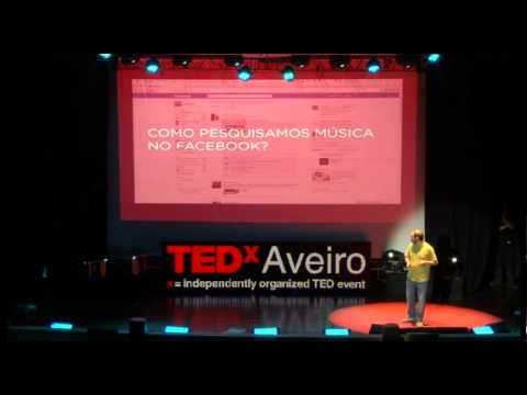 TEDxAveiro - João Afonso - Musikki, Changing the way we experience music - 26/05/2012
