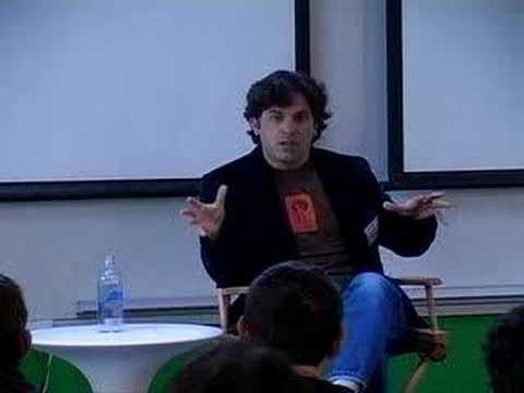 Authors@Google: Jonathan Lethem
