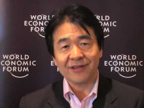 Dubai 2008 Global Agenda Summit - Heizo Takenaka