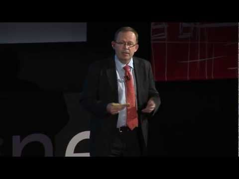Gearing up in the fight against cancer:  Cary Adams at TEDxLausanne