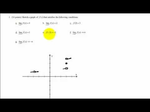 Math 229 Exam 1 #1