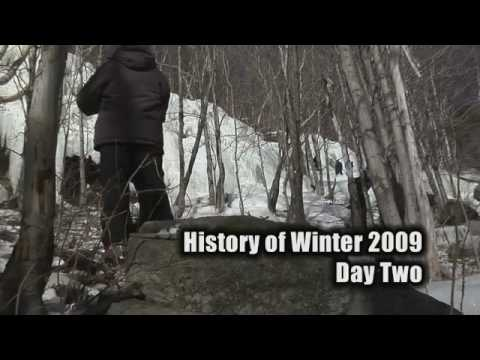 History of Winter 2009 - Day Two