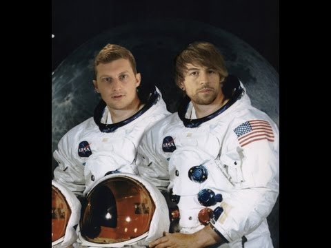 Early Pioneers in Space: YouTube Space Lab with Liam and Brad